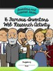 Famous Inventors and Scientists Web Research Activity Bundle