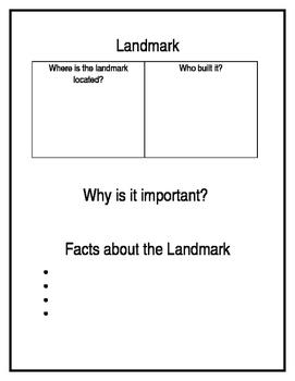 Famous Landmark Research