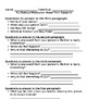 Famous Missourian Research and Rough Draft Packet