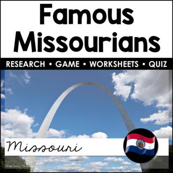 Famous Missourians