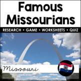 Famous Missourians   Missouri Social Studies