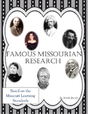 Famous Missourians UPDATED!