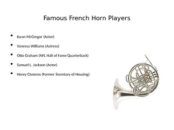 Famous Musician List (Celebrities and Athletes)