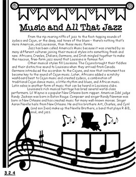 Famous Musicians of Louisiana