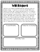 Famous in Oklahoma -Passages and Graphic Organizers