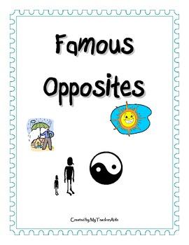 Famous Opposites #1