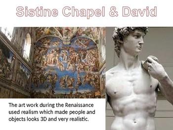 Famous People & Advancements During the Renaissance