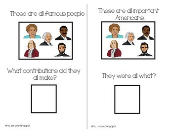 Famous People Contributions