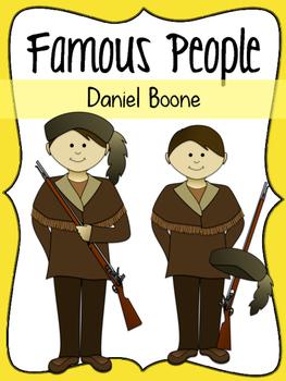 Famous People: Daniel Boone