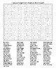 Famous People From Montana Crossword &Word Search with KEYS