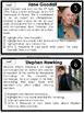 Famous People Nonfiction Reading Passages