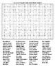 Famous People from Iowa Crossword&Word Search wKEYS