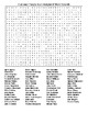 Famous People from Maryland Crossword & Word Search