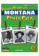 Famous People from Montana Photo Pack