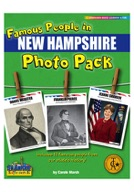 Famous People from New Hampshire Photo Pack