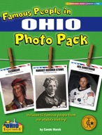 Famous People from Ohio Photo Pack