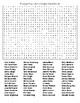 Famous People from Oregon Crossword & Word Search wKeys