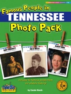 Famous People from Tennessee Photo Pack