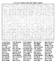 Famous People from Utah Crossword & Word Search with KEYS