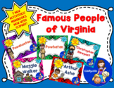 Famous People of Virginia