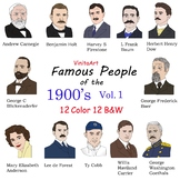 Famous People of the 1900s Vol. 1