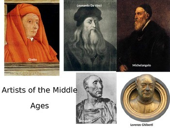 Famous People of the Middle Ages