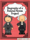Famous Person Biography