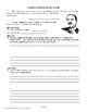 Famous Person Study Guide, AMERICAN GOVERNMENT LESSON 30 of 105 Research Project