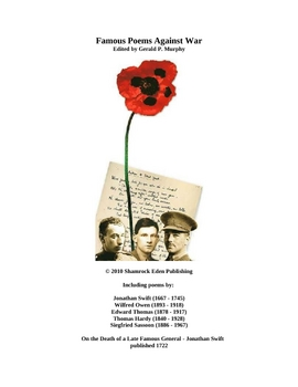 Famous Poems Against War