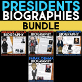 Famous Presidents Biographies - George Washington & Abraham Lincoln Biographies