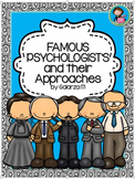 Famous Psychologists Interactive Portfolio