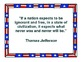 Famous Quotes ~ America Founders +