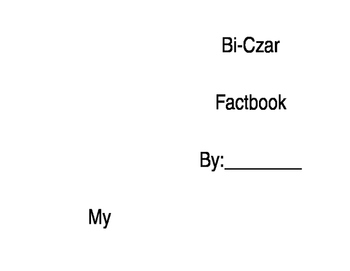 Famous Russian Czars Factbook