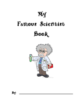 Famous Scientist Book