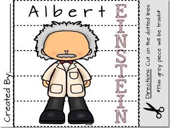 Famous Scientist Flipbook