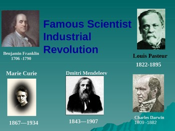 Famous Scientist Notes Day #3