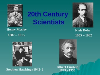Famous Scientist Notes Day #4