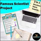 Famous Scientist Research Project | Scientific Investigation Unit