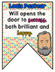 Famous Scientist and Inventor Inspirational Quote Banner Classroom Decor