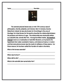 Famous Scientist worksheets