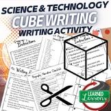 Famous Scientists Activity Biography Cubes (Science)