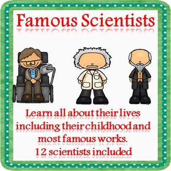 Famous Scientists Fact Files