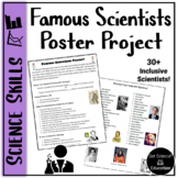 Famous Scientists Poster Project