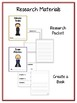 Famous Scientists Research Project 12 People Vocab, Rubrics, Packet, Book & More
