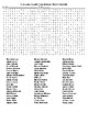 Famous South Carolinians Crossword and Word Search with KEYS