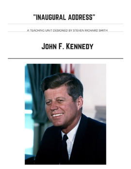 FAMOUS SPEECHES: JOHN F. KENNEDY'S INAUGURAL ADDRESS