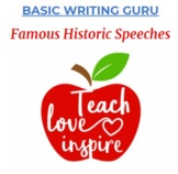 Famous Speeches group and individual project