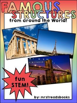Famous Structures {STEM Activity}