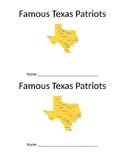 Famous Texas Patriots