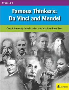 Famous Thinkers: Da Vinci and Mendel
